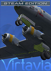 B-29 SUPERFORTRESS FSX STEAM EDITION - Main Package  VIRTA-B-29 MAIN