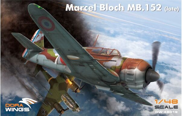Bloch MB.152C.1 - Late  DW48019