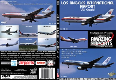 Los Angeles International Airport: LAX Classic  1932544909