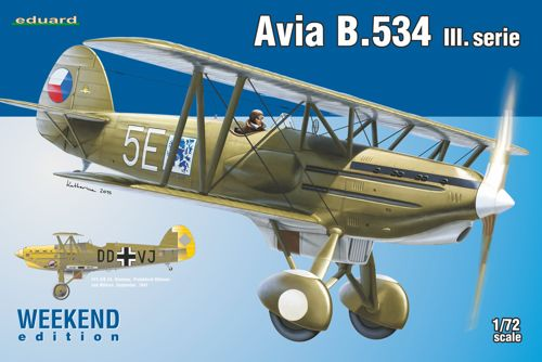 Avia B534 3rd Srs - Weekend edition  7429