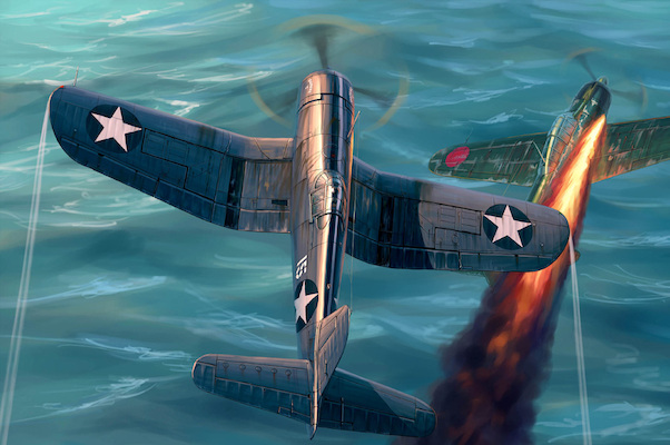 Vought F4U-1 Corsair