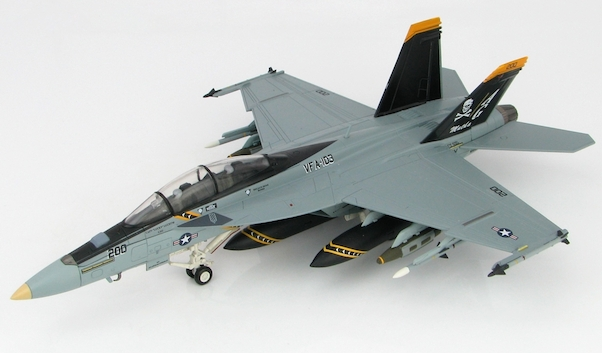 F/A-18F Super Hornet (US Navy, AG 200/166620, VF-103