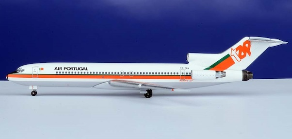 Boeing B727-200 TAP Air Portugal CS-TBY  AC416633
