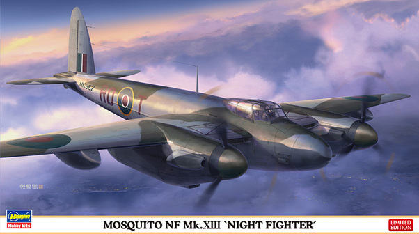 De Havilland Mosquito NF MkXIII Night Fighter  2402198