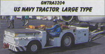 US Navy Tractor Large Type (New)  GNTRA3204