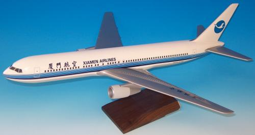 B767-300 (Xiamen Airlines) Promotional Marketing Model (Pacific Miniatures  PM0075)