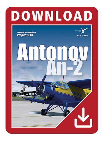 Antonov An-2 (Download version) (Aerosoft 14252 -D)