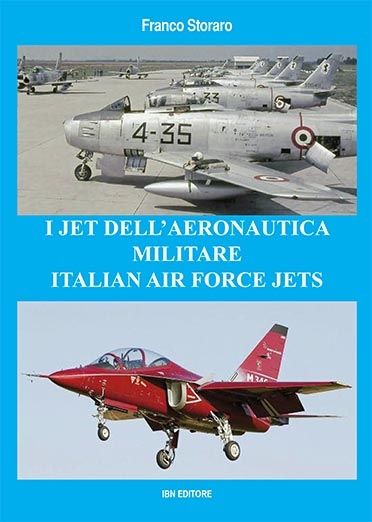 Italian Air Force Jets  9788875654016