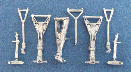 Avro Vulcan Landing Gear (replacement for 1/72 Airfix)  sac72020