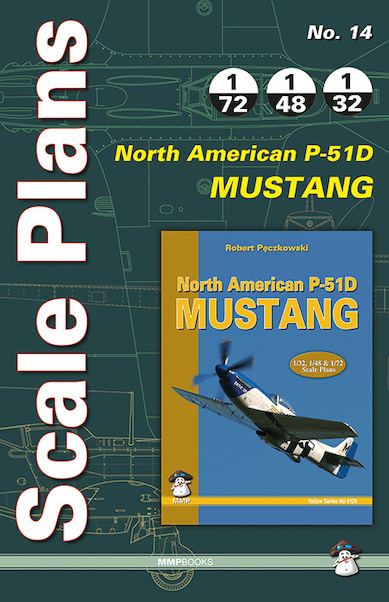 Scale Plans P-51D Mustang  9788363678654