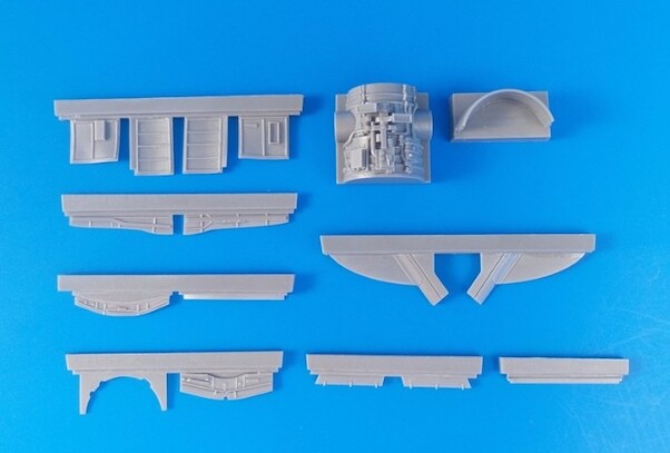 Harrier GR.Mk.7A Engine set (Airfix)  CMKA7363