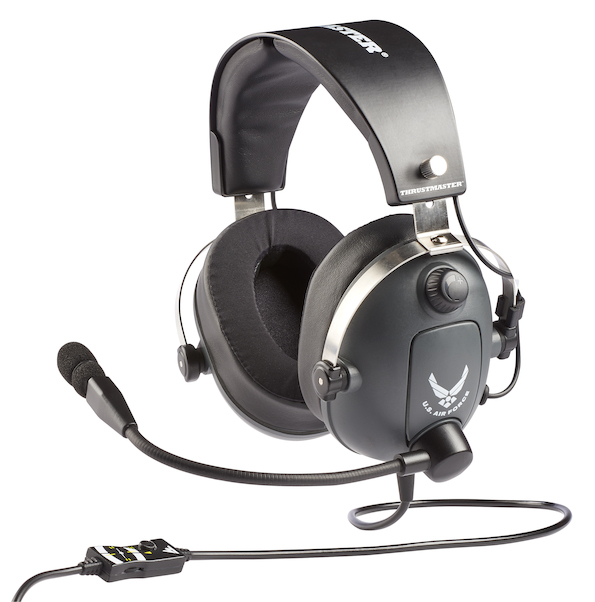 Thrustmaster T-Flight U.S. Air Force Edition Headset  3362934001766