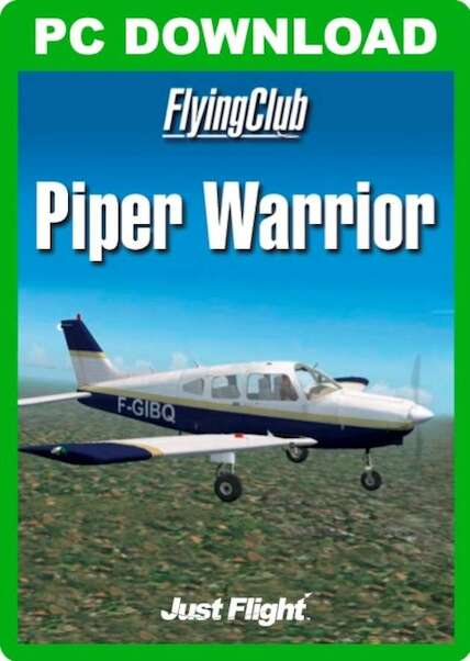 Flying Club Pa28 Warrior (download version)  J3F000054-D