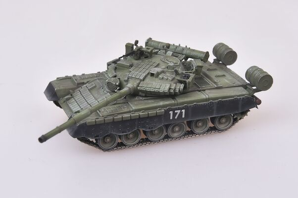 02bb346ade27 Russia Army T-80BV Main Battle Tank first Chechnya War (Modelcollect  AS72083)
