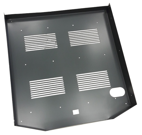 B737 FWD Overhead Panel Cover (Cover Frame Only)  OVH737FWD_C