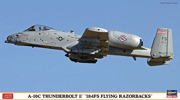 A10C Thunderbolt II '184FS Flying Razorbacks