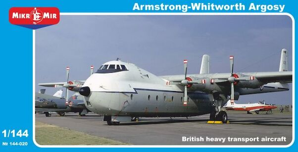 Armstrong Whitworth Argosy C1  MM-144020