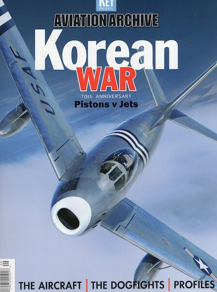 Aviation Archive - Korean War: 70th Anniversary: Pistons vs Jets  978191329512720