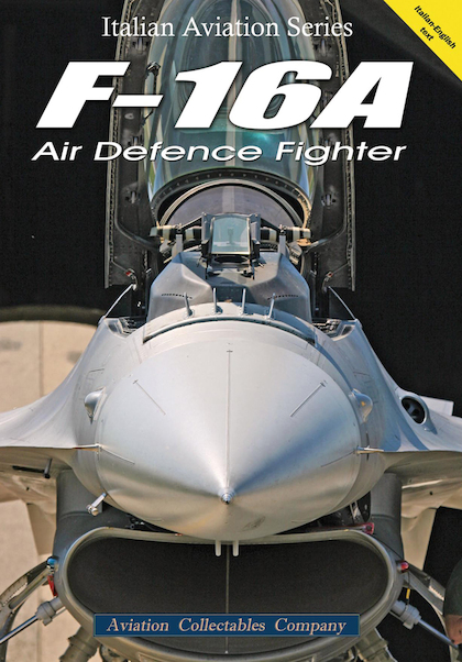 F16A Air Defence Fighter (REPRINT!)  9788890523113