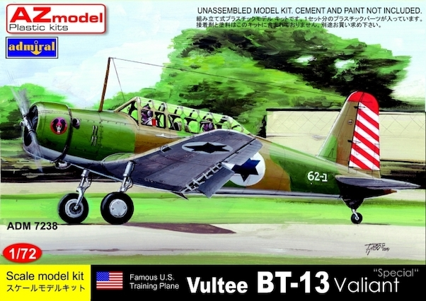 Vultee BT13 Valiant