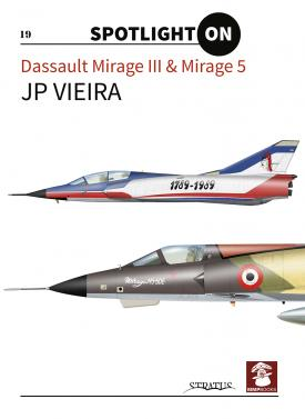 Dassault Mirage III and Mirage 5  9788365958365