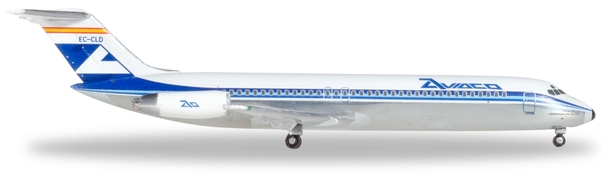 DC9-30 (Aviaco) EC-CLD Herpa Wings Club Edition  530514