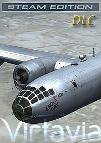 B-29 SUPERFORTRESS FSX STEAM EDITION - DLC Package  VIRTA-B-29 DLC