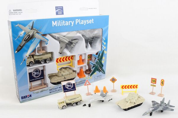 Boeing Military Playset  RT9001