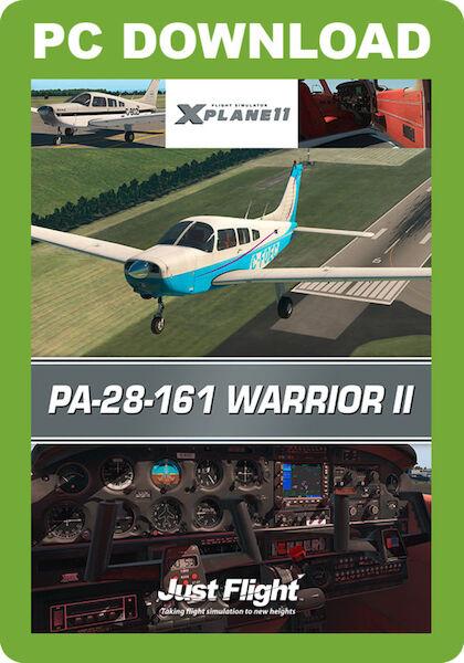 Piper PA-28-161 Warrior II (X-Plane 11 version) (Just Flight J3F000226XP-D)