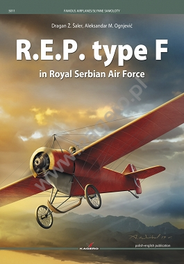 R.E.P. type F in Royal Serbian Air Force  9788366148536