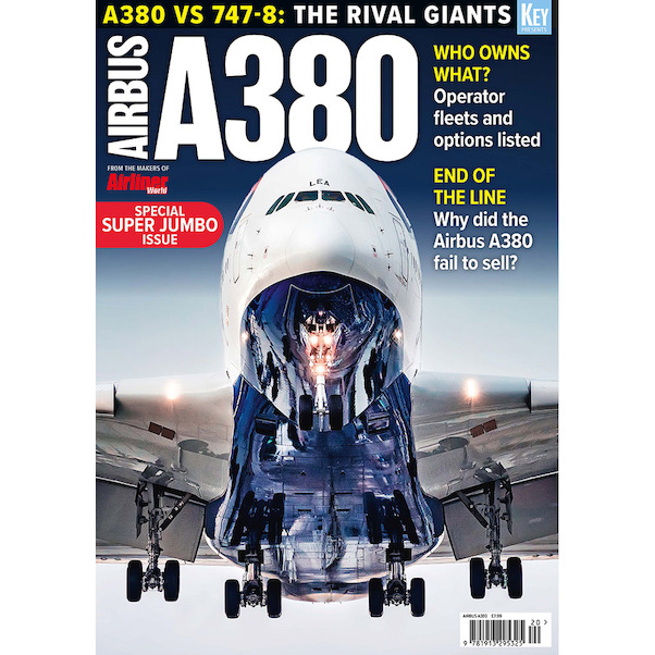 Airbus A380: The Big White Jumbo  978191329532520