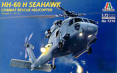 Sikorsky HH60H Seahawk  341210