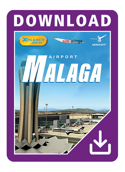 Airport Malaga XP (Download Version)  AS14816-D
