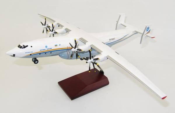 Antonov AN22 Antonov Airlines UR-09307 - AviationMegastore.com