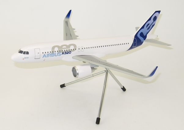 Airbus A320neo Airbus House Colors  LUPA002