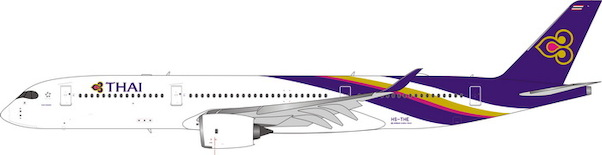 Airbus A350-900 Thai Airways HS-THE  11639