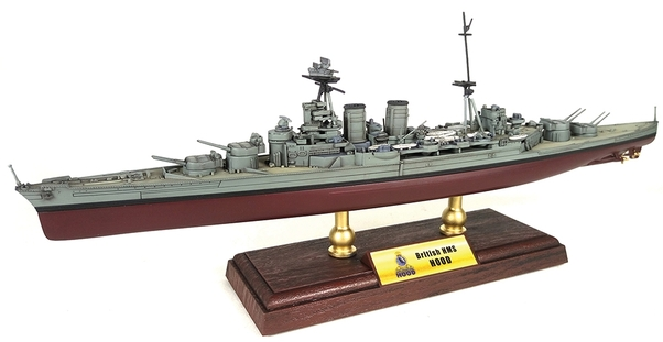 Bristish Admiral Class Battle Cruiser HMS HOOD  UN861002A