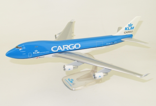 B747-400F (KLM Cargo operated by Martinair) PH-CKB  221843