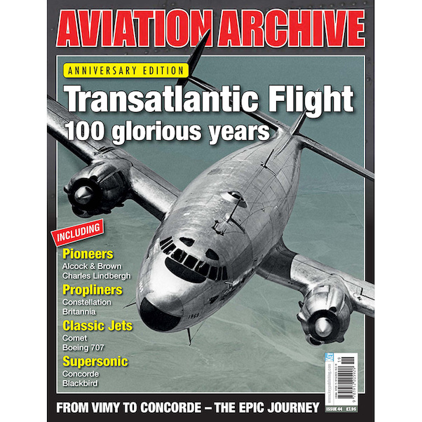 Aviation Archive - Transatlantic Flight: 100 glorious years  978191220591219