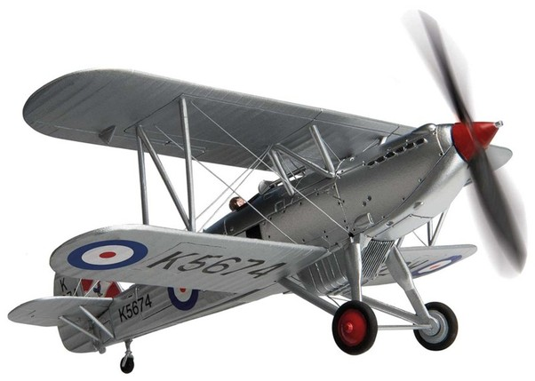 Hawker Fury (K5674 Historic Flight Collection 2013)  AA27301