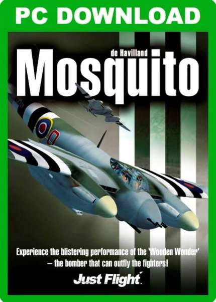 Mosquito (download version) (Just Flight J3F000026-D)