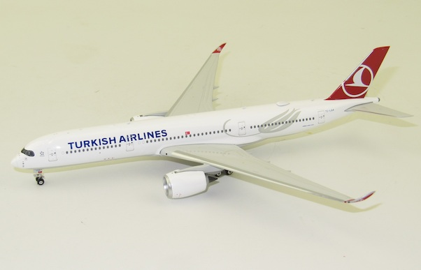 Airbus A350-900 THY Turkish Airlines TC-LGA  11626