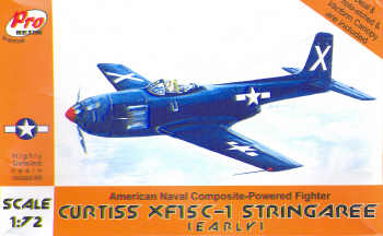 Curtiss XF15C-1 Stingaree (Early)  R72-007