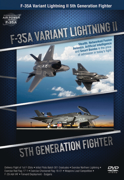 F-35A Variant Lightning II 5th Generation Fighter  0096962101428