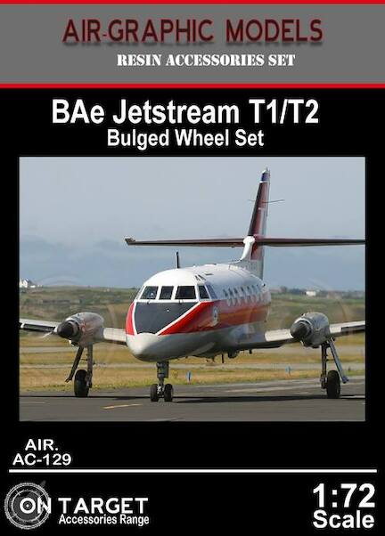 Jetstream T1/2 Bulged Wheels  AIR.AC-129