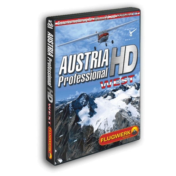 Austria Professional HD - West (Download Version)  4015918127189-D