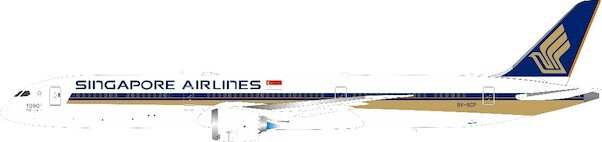 Boeing 787-10 Dreamliner Singapore Airlines