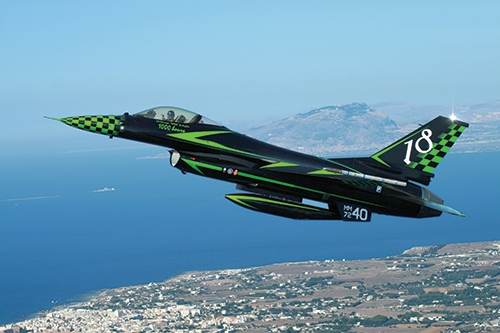F16A /ADV Fighting Falcon Special colours also including Dutch Markings (LAST STOCKS)  3402694