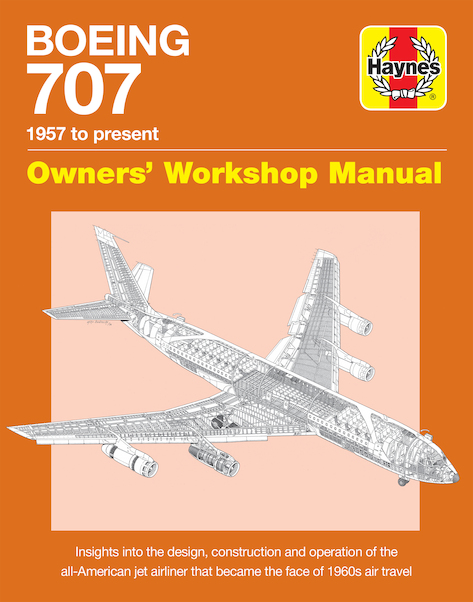 Boeing 707 Manual: 1957 to present  9781785211362