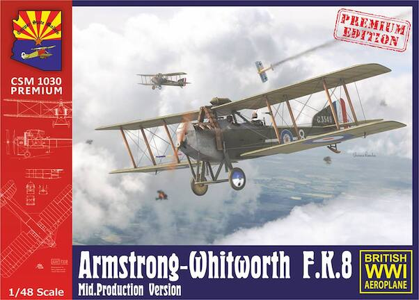 Armstrong-Whitworth F.K.8